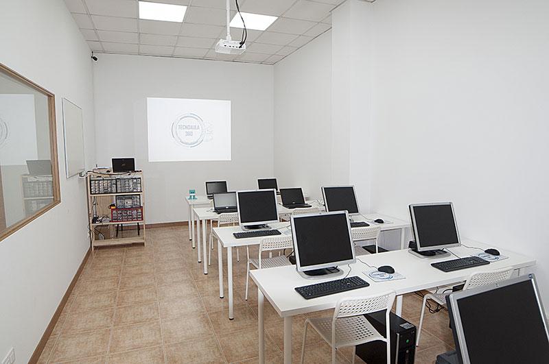 Tecnoaula 360 - instalaciones